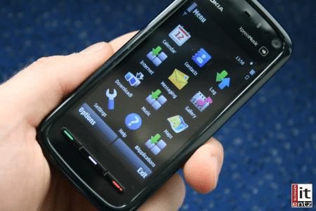Nokia 5800 – snabbtest