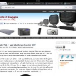 Chrome till iPad (snabbtips)