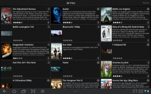 Spela film på din Galaxy TAB 10.1