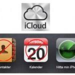Uppgradera till iOS5, inte helt enkelt