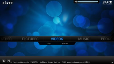 XBMC till Android