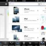 Apple Store i mobilen