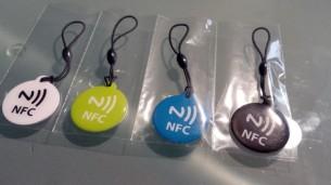 Tagga ditt hem med NFC