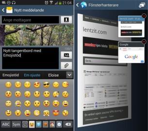 Android 4.3 får Miracast och Emoji stöd