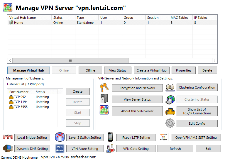 Open Source VPN Client with Cisco ASA