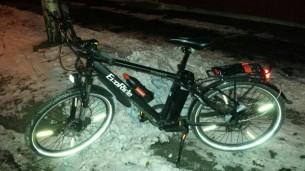 Cykla säker i vinter