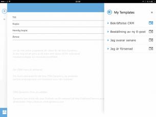 OWA – Outlook Web App i iPhone/iPad