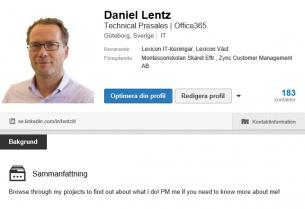 Nätverka med LinkedIn (del 1)