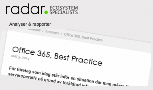 Office 365 – best practice