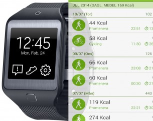 Gear2 – en smart sportklocka