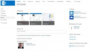 sharepoint-intranets