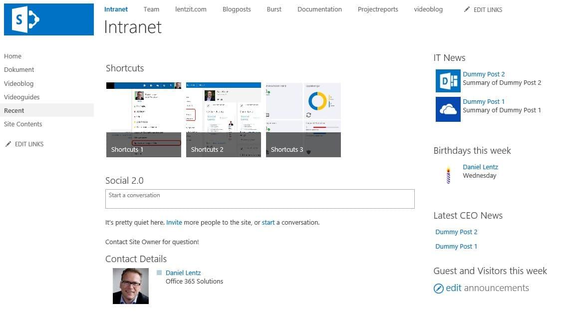 sharepoint-intranets
