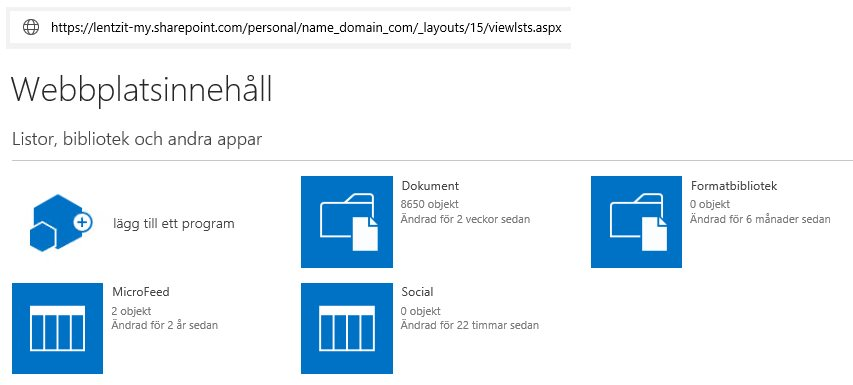 onedrive-users-site-content