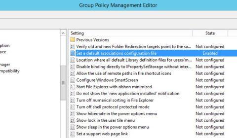 Välj standardläsare i Windows 10