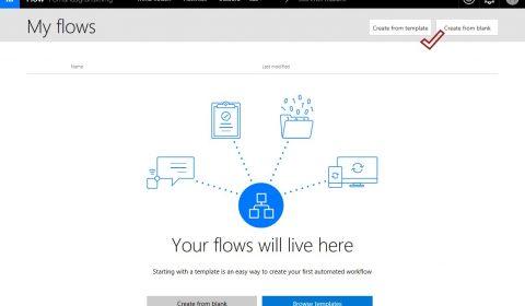 Skapa flöden i SharePoint Online