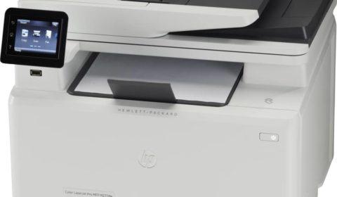 Usage: ICRT Printers Batch 59 Story: Printers Brand: HP Model: LaserJet Pro MFP-M277dw ICRT#: ic09010-0846-00 CU: 03631-xxxx Photographer: Pete Pezzella