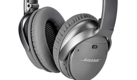 Bose QC35 är bästa luren för kontoret